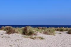 Прибалтийский пляж на Fehmarn Стоковые Изображения