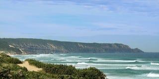 прибой Австралии ветреный Стоковые Изображения