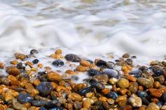 прибой камушков Стоковое Изображение RF