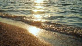 Прибой моря на выравнивать время