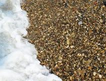 прибой моря Стоковые Изображения RF