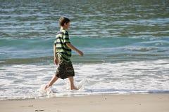 прибой моря Стоковая Фотография RF