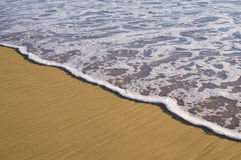 прибой песка Стоковое Фото
