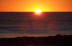 прибой солнца n Стоковые Изображения