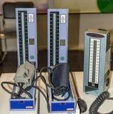 2 прибора монитора кровяного давления Стоковая Фотография