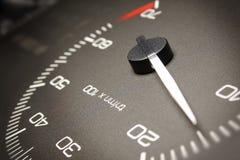 приборная панель автомобиля Стоковое Фото
