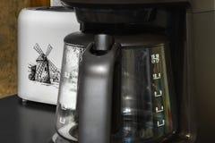 Приборы в кухне Стоковые Изображения