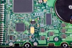 Прибор жёсткого диска компьютера Стоковое фото RF
