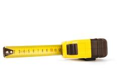 прибор предназначил ленту измерения измерения длины Стоковая Фотография RF