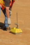 Прибор для измерения плотности Стоковое Изображение RF