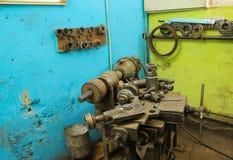 Прибор для колес ремонта Стоковые Фотографии RF