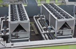 Прибор HVAC стоковое изображение