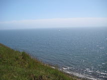 Прибрежная линия Стоковые Изображения RF