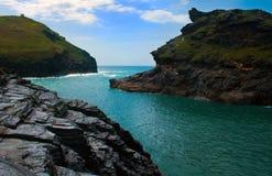 прибрежная прогулка Стоковое Изображение RF