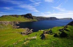 прибрежная Шотландия Стоковое Изображение