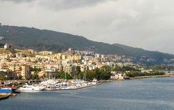 прибрежное место Сицилия Стоковые Фото