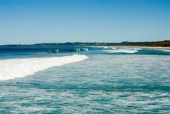 прибрежное место Стоковое Изображение RF