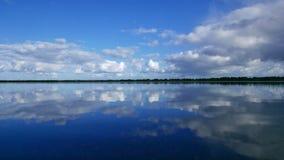 Прибрежное отражение Стоковое Изображение RF