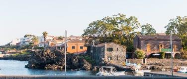Прибрежное Scape Стоковое Изображение RF