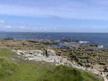 прибрежное vico sorrento меты ландшафта equense Стоковое Изображение RF