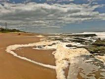 Прибрежные картины стоковое изображение rf