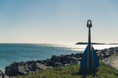 прибрежный взгляд Стоковая Фотография RF