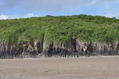 Прибрежный залив в Dingle, Керри графства, Ирландии Стоковая Фотография