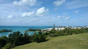 Прибрежный пейзаж стоковое изображение
