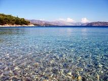 прибрежный пейзаж Стоковое Изображение RF