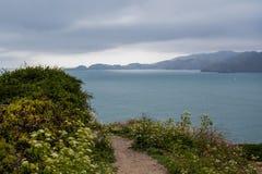 Прибрежный след Сан-Франциско Стоковая Фотография
