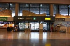 Прибытие крыла авиапорта Terminal1 Narita южное Стоковые Фото