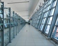 Прибытие Hall в авиапорт Penang, Малайзию Стоковые Фотографии RF
