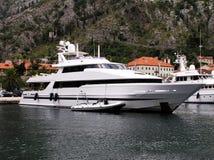 приватная яхта Стоковые Фото