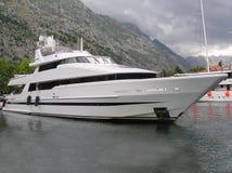 приватная яхта Стоковое Изображение