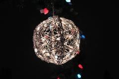 Приветственное восклицание рождества Стоковые Изображения
