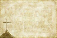 приветствие карточки ретро Стоковое Изображение