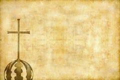 приветствие карточки ретро Стоковые Изображения