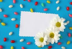 приветствие пасхи карточки Стоковые Фото
