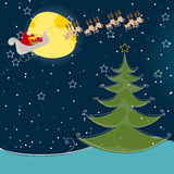 приветствие рождества карточки милое бесплатная иллюстрация