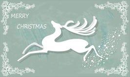 приветствие рождества карточки рождество веселое стоковое фото