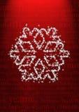 приветствие рождества Стоковые Изображения RF