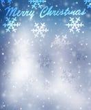 приветствие рождества карточки веселое Стоковое Изображение