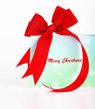 приветствие рождества карточки веселое Стоковая Фотография RF