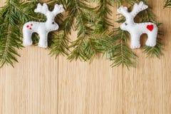 приветствие рождества карточки предпосылки Стоковое Фото