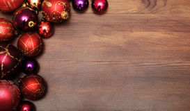 приветствие рождества карточки Стоковая Фотография RF