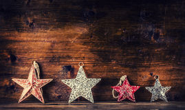 Приветствие рождества рождество украшает идеи украшения свежие домашние к красивейшая иллюстрация рождества играет главные роли в Стоковая Фотография RF