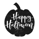приветствие halloween счастливый Стоковое фото RF