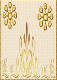 приветствия карточки Стоковая Фотография RF