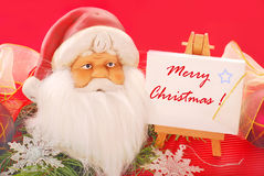 приветствия рождества Стоковое Фото