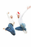 приветствия рождества Стоковая Фотография RF